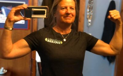 Rosie Moore….. Silver Lining!  New Virtual Client in Utah, USA