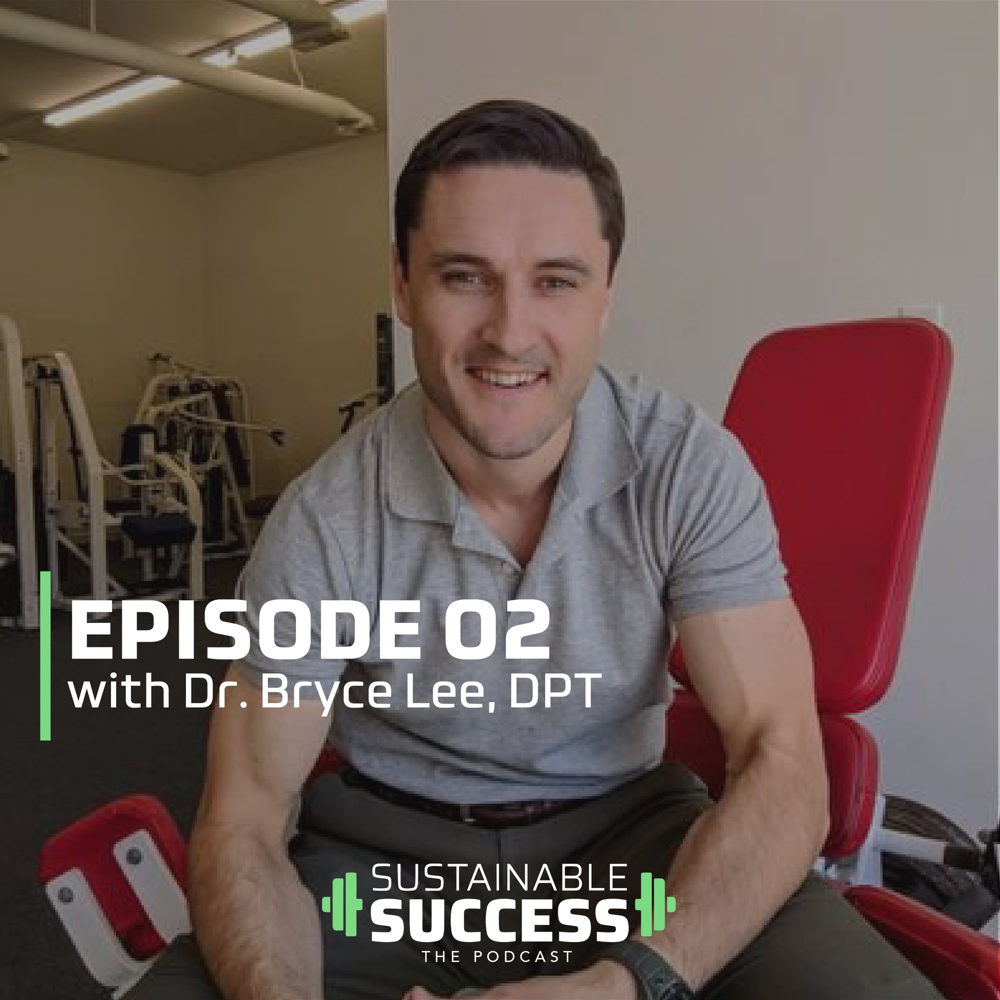 Dr Bryce Lee - Sustainable Success Podcast